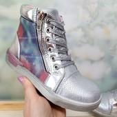 Осенняя обувь для девочек наличие + сбор