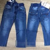 Фото 1 в наявності! Викупляємо! Крутячі джинси для хлопчика 98-146см