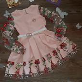Потрясающе красивые наряды для юной леди!!! От 1 ед.без сбора))