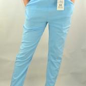 Женские летние брюки! Лен!