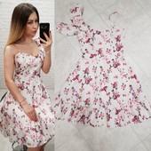 новинки...летние платья..  42-48
