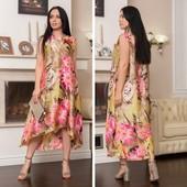 Отличные, легкие, красивые платья 48-62р Выкуп от 1 шт!