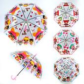 Детский зонтик с ЛОЛ