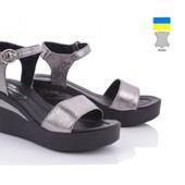 Кожаные босоножки Украина, по оптовым ценам! В наличии!!!