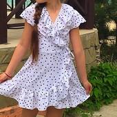 Летнии платья для юных модниц, р.134-152!!!