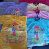 Турецкие футболочки ,мальчикам и девочкам.