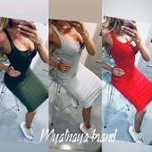 Платья-Майка по очень привлекательной цене.Яркие цвета.