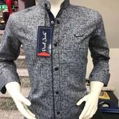 Рубашки Туреччина кашемірові та котонові 7-14років! Є в наявності залишки