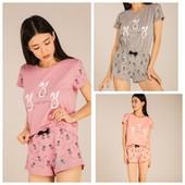 Женские пижамы для хорошего сна из хлопка S, M,L,XL по доступной цене!!!