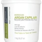 Нанопластика\кислотный ботокс для волос For beauty moroccan Argan Btx capilar