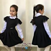 Готовимся в школу! Блузы, рубашки, костюмы, брюки, юбки и сарафаны.