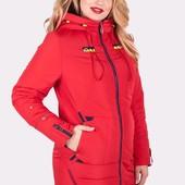 Розміри 50-60 Демісезонні теплі жіночі куртки, та вітровки..Чудова якість, заміри