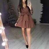 Шикарные платья!!! Супер красивые и модные Новинки!! Осень 2019!! От 1 ед.