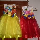 Платье для вашей принцессы!!