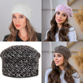 Теплые шапки, очень большой выбор, смотрите все фото. Фото 1 все в наявності