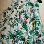 женские платья сарафаны миди