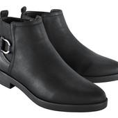 А к ц и я! Esmara® шикарные ботиночки 36-37-38-39 оригинал, Германия, Бесплатная доставка