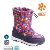 Детская зимняя обувь бренда Tom.m для девочек!