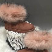 Угги очень тёплые!!!!! На холодную зиму!!!!!