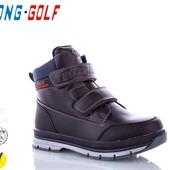 Срочный сбор! Очень классные теплые ботинки Jong.Golf 30-37 р.