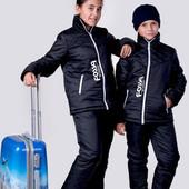 Зимние детские костюмы, куртки, комбезы. Полная распродажа прошлогодних остатков по низким ценам!