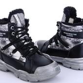 Зимние ботиночки!! Готовимся к зиме!!