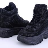 Ботинки зима / Теплые кроссовки