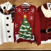 Кофти новорічні фірми Livergy сток,гарний подарунок на Новорічні Свята