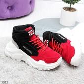 СП - зимние кроссовки из Эко-Замши. Выкуп напрямую со склада, работаю с ними уже давно!!!