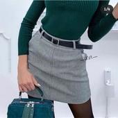 Новинка!!!Стильная юбка,отличное качество!!!