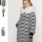 Шикарные зимние детские пальто X-Woyz ! Распродажа от 1 шт!