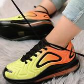 Сбор!! Топовые кроссовки в стиле Nike Air Max 720
