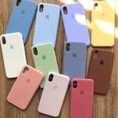 Официальный чехол для телефона для Apple iPhone 5/5s/6/6s/7/8 plus/xs max/xr/xs/x