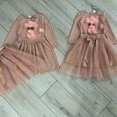 Весенняя распродажа!!! Самые низкие цены на платья,комплекты для девочек!!! Таких уже не будет)