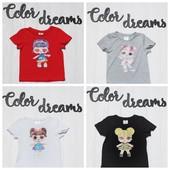 Детские футболки 86-122 р