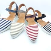 Большой выбор !!!Женской кожаной летней обуви
