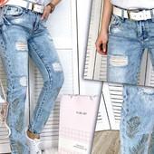 Очень крутые джинсы МОМ, модель 2020, выкуп от 1 ед.Ждать не нужно!