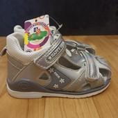 Летняя обувь для Ваших деток, уже в наличии!