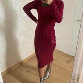 Трикотажное платье остатки с СП