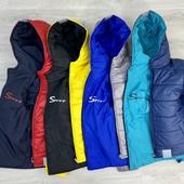 Готовимся к осени! Деми-куртки для Ваших модников и модниц. Рост 98, 104, 110, 116