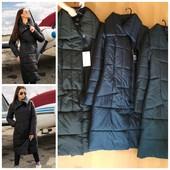Осенние скидки на зиму! Успейте! Стильная женская куртка-пальто зима 2020-2021, разные модели,40-58р