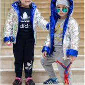 Куртки осенние для детей и подростков р 98-170 Много моделей