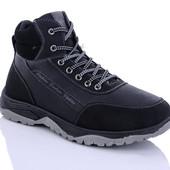 Мужские ботинки на меху.Размеры 42-46(от 26,8 до 28,7см).Украина,качество хорошее