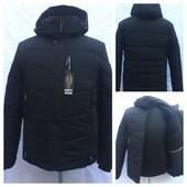 Новинка Зимние мужские куртки 46-56размеры