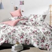Элитное постельное белье, ткань сатин 135г/м!