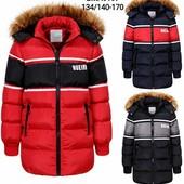 Классная зимняя куртка Glo Story 134-170 рр
