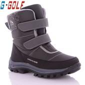 Термо ботинки. р.31-36