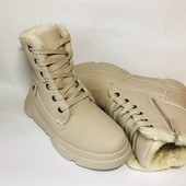 Женские ботинки зима/осень