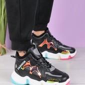 Зимние женские кроссовки 36-41 по доступным ценам!!!
