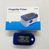 Пульсоксиметр Fingertip рulse оximeter AB-88 SpO2 на палец,измерение уровня сатурации, пульс